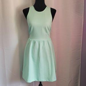 NWT Charming Charlie Seafoam Green Party Dress MD